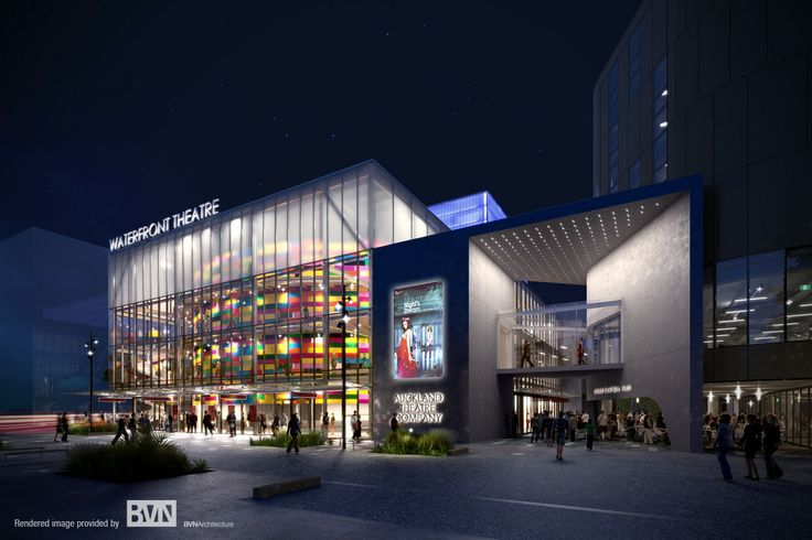 A new theatre complex in the Wynyard Quarter, sponsored by  Auckland Theatre Company, is going to add a cultural element to the area. It is estimated to open in mid-june 2015.