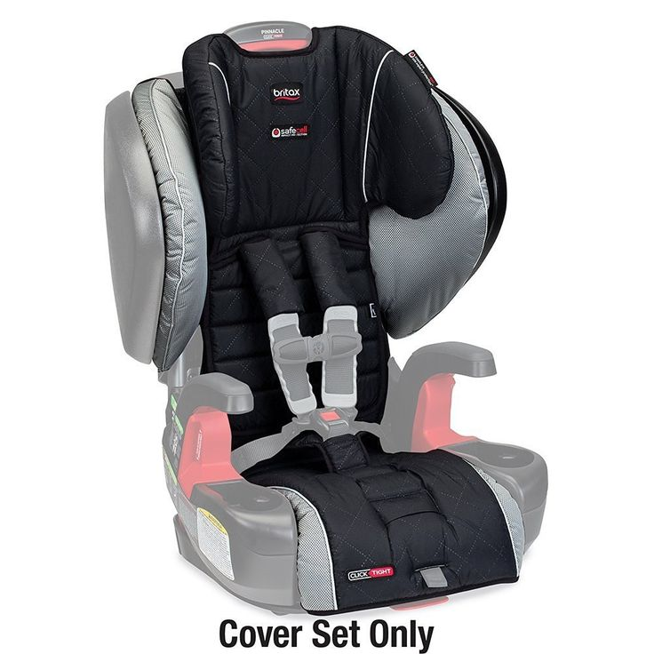 Britax Pinnacle ClickTight Harness-2-Booster Car Seat Cover Set