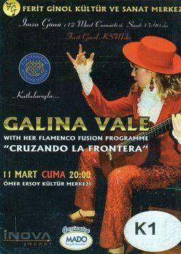 Galina Vale- La Diva de la Guitarra..