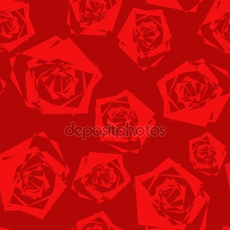 Seamless pattern with roses. — Stock Vector © tinkerfrost #137108456