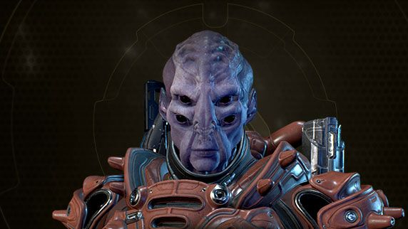 Mass Effect @masseffect #masseffect Andromeda update ruins Cora, Jaal love triangles,… #VideoGames #andromeda #brings #effect #kishock