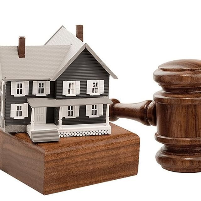 The use of auctions to sell real estate has become more comm