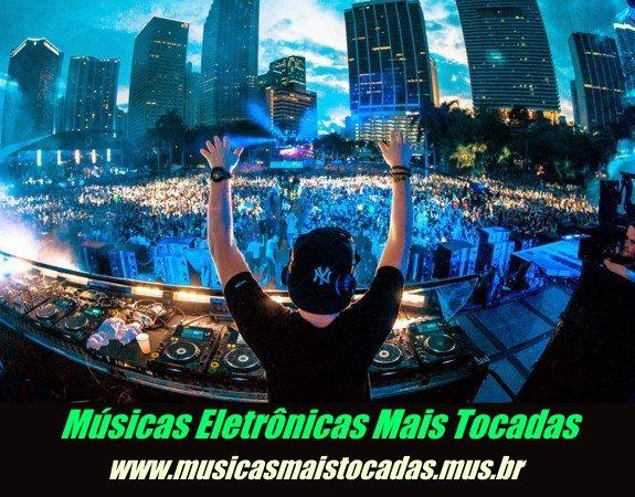 Top 50 Músicas Eletrônicas Mais Tocadas nas Rádios e na Internet - Janeiro 2017. E Lançamentos do Dia da Música Eletrônica.