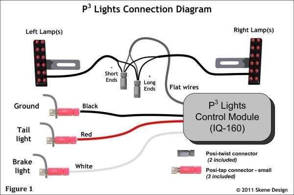 Narva Led Tail Light Wiring Diagram   Wiring Schematic ... on
