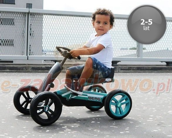 BERG JUNIOR GOKART BUZZY RACING