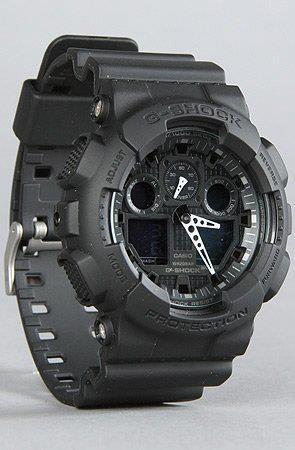 G-Shock GA-100-1A1 Big Combi Military Series Watch