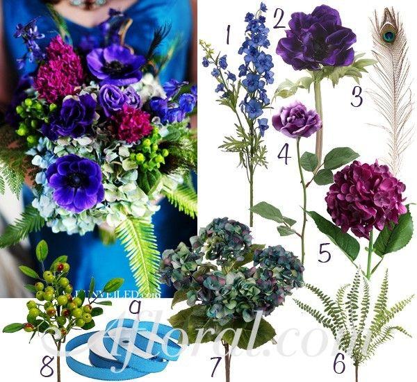 25 Best Ideas About Blue Purple Bedroom On Pinterest: Best 25+ Blue Purple Wedding Ideas On Pinterest