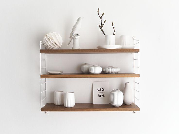 25 best ideas about string pocket on pinterest string shelf scandinavian kitchen shelfs and. Black Bedroom Furniture Sets. Home Design Ideas