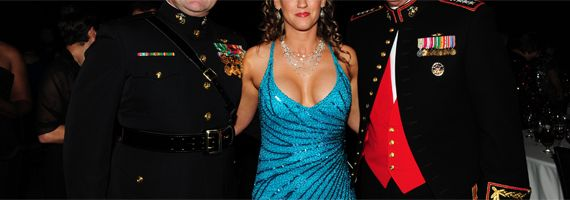 What Not to Do at a Military Ball: How should spouses behave at military balls? One Army First Sgt. tells us his rules.