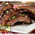 Costine di maiale al forno: la ricetta facile, veloce ma innovativa e anche primo e contorno da abbinare per il menu giusto per linea salute e gusto.