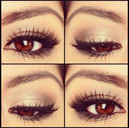 love this look for brown eye!!!