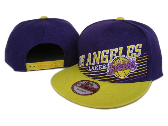 NBA los angeles lakers snapback caps more than 100 styles! #NBA #lakers #cap #snapback #hat #hiphop #cheap #street #fashion #purple #cotton #black #yellow  capfactory.cn