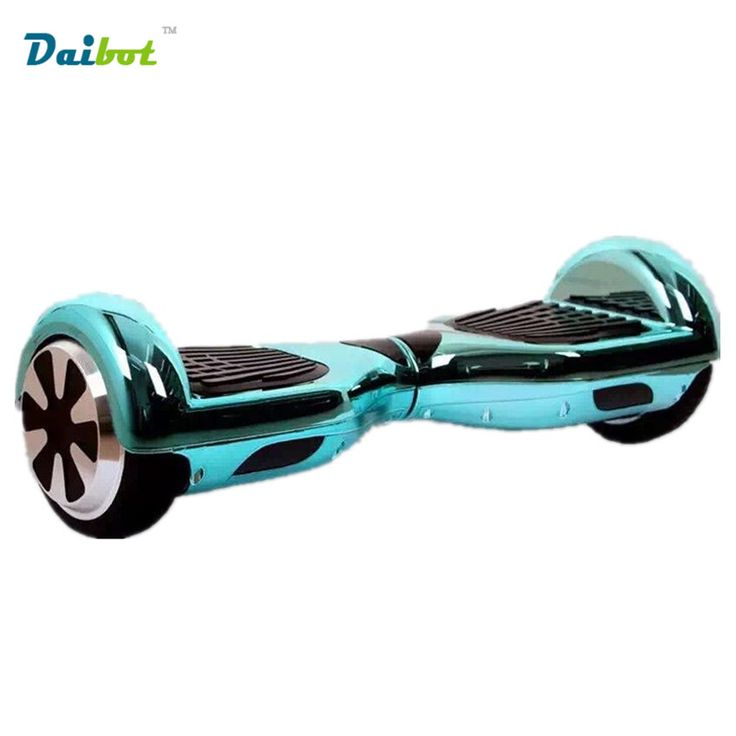 Daibot 2017 New 6.5'' Two Wheel Scooter Chrome Hoverboard electric self balancing scooter hover Board Electric Skateboard //Price: $313.00// #shopping