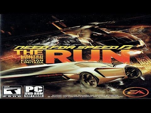 Need for Speed The Run Windows 7 Gameplay (EA 2011) (HD) - YouTube