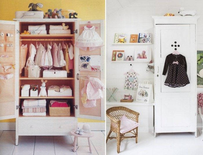 Childrenu0027s Armoire Closet, An Easy Storage Solution
