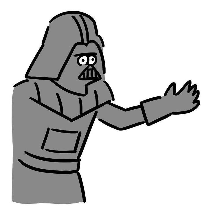 Darth Vader #darthvader #starwars #maytheforcebewithyou #theforceawakens #character #movie  #seijimatsumoto #松本誠次 #art #artwork #drawing #drawing #illustration #illust #illustrator #design #graphic  #イラスト #スターウォーズ #映画 #絵 #ダースベイダー