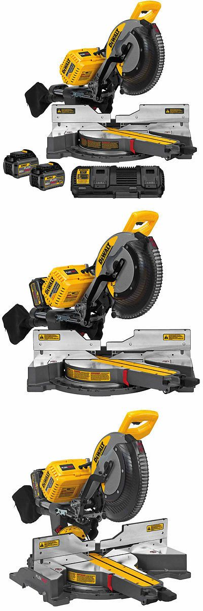 Other Power Saws and Blades 122838: Dewalt Dhs790t2 12 (305Mm) 120V Max Double Bevel Sliding Compound Miter Saw Kit -> BUY IT NOW ONLY: $749 on eBay!
