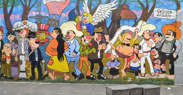 17 meilleures images propos de parodias sur pinterest for Mural una familia chicana