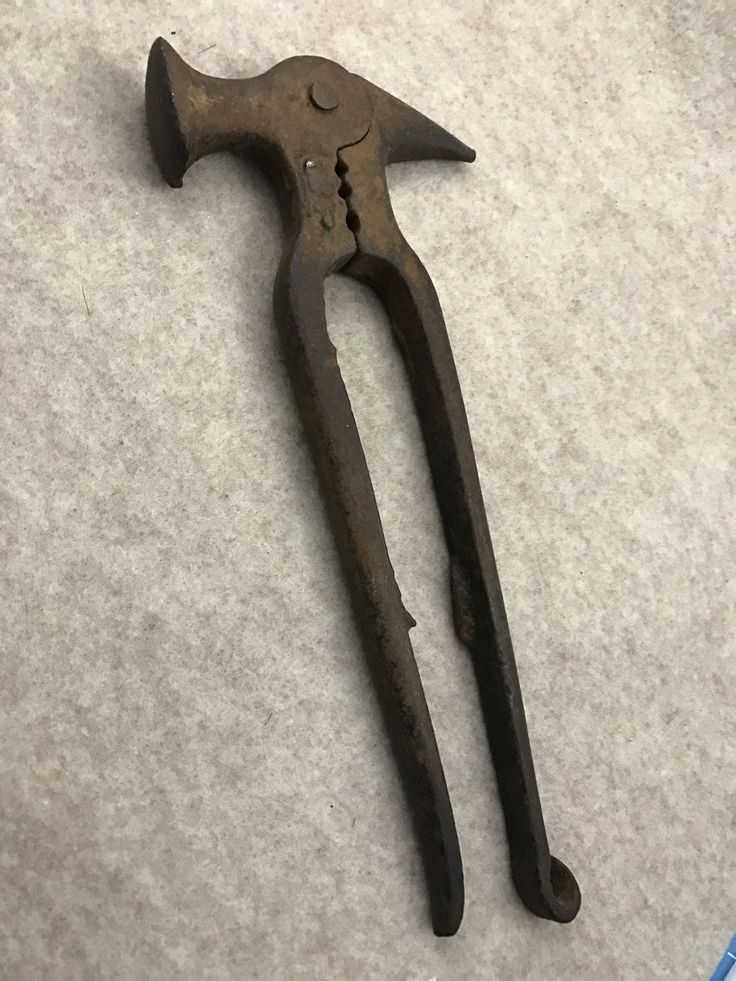 Vintage Hand Tool, Vintage Fence Tool, Ranch Tool, Vintage Farm Tool, Vintage Hammer, Vintage Rustic Decor, Vintage Pliers, Rustic Hand Tool by TexomaVintage on Etsy