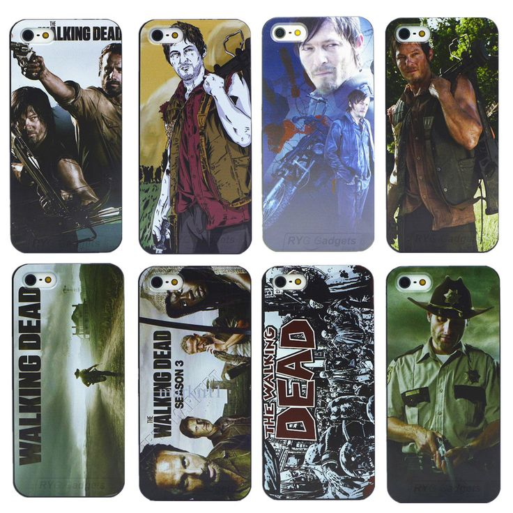 Super Hot TV The Walking Dead Case For iPhone 5 5S //Price: $7.95 & FREE Shipping //     #maggie