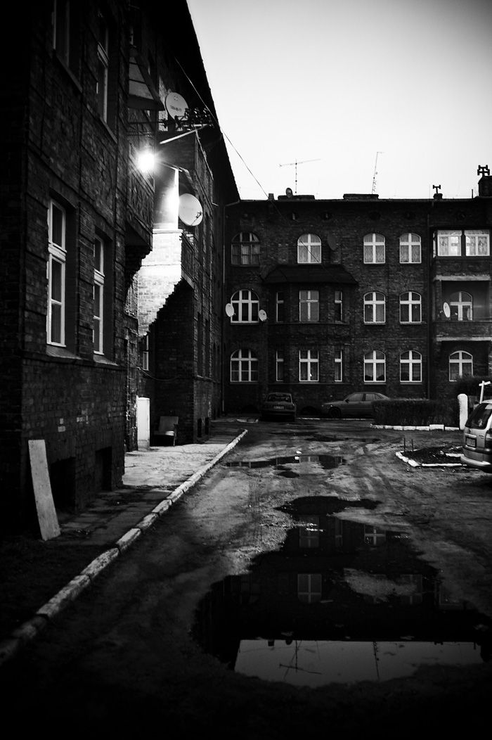Nikiszowiec  #silesia #nikiszowiec #industrial #architecture