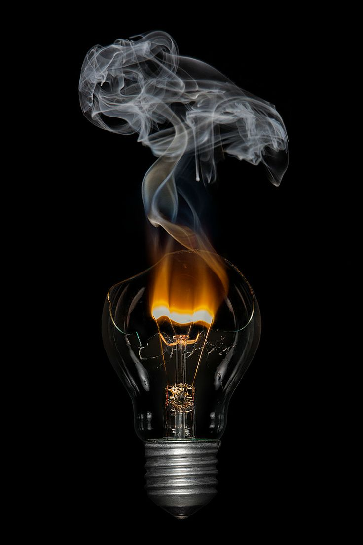 How Make Pipe Out Light Bulb