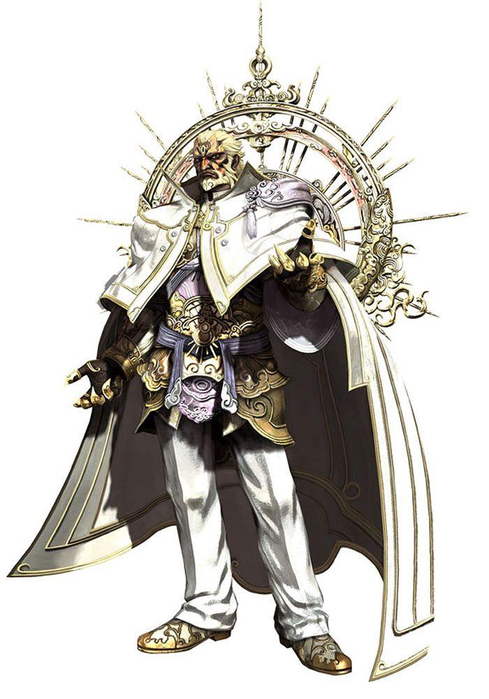 deus (asura's wrath)