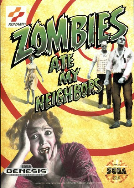 Zombies Ate My Neighbors was way ahead of its time. It's on the same elite level as Maniac Mansion.