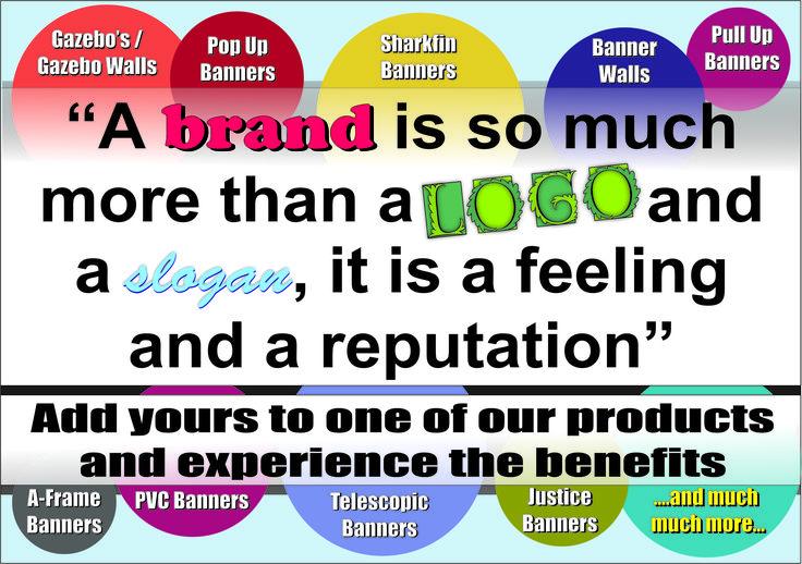 Grow your #branding awareness by having #marketing products printed #brandingawareness #display #stitchedsa #flagsandbanners #design #flags #bannerprinting #flagprinting #bannerdesign #flagdesign #banners #graphicdesign #productdisplay #pointofsale #corporatebranding #sublimation #printing #sublimationprinting #posterprinting #banner #pvcbanners #manufacture #bestprice #resaler #logo #slogan #reputation #brand #experience #benefits #designers