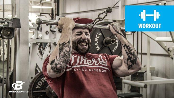 Back and Biceps Workout | Sırt - Pazu Geliştirme Programı