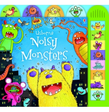 Usborne Noisy Monsters