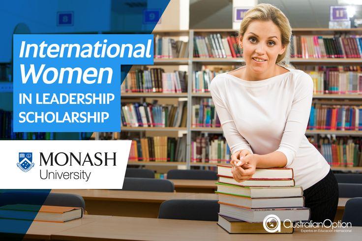 Conoce el programa de #becas MBA para mujeres en liderazgo de #MonashUniversity, dirigido a todas aquellas que busquen progreso, prosperidad y asimismo, quieran desarrollar habilidades de liderazgo. En Australian Option Education - Estudia en Australia te brindamos asesoría gratuita sobre este programa, los requerimientos y el valor de la beca que Monash University tiene para ti. Contacta a tu oficina AO más cercana http://australianoption.com/contacto o escríbenos por INBOX tus datos…