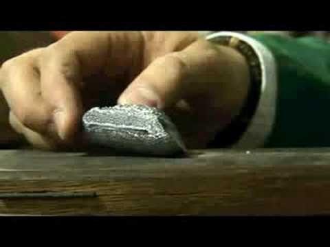 Aluminium (or Aluminum) - Periodic Table of Videos - YouTube