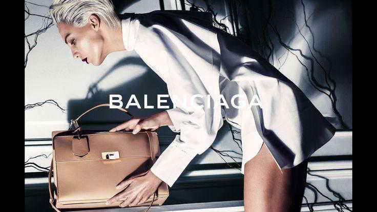 Balenciaga SS 14 by Steven Klein