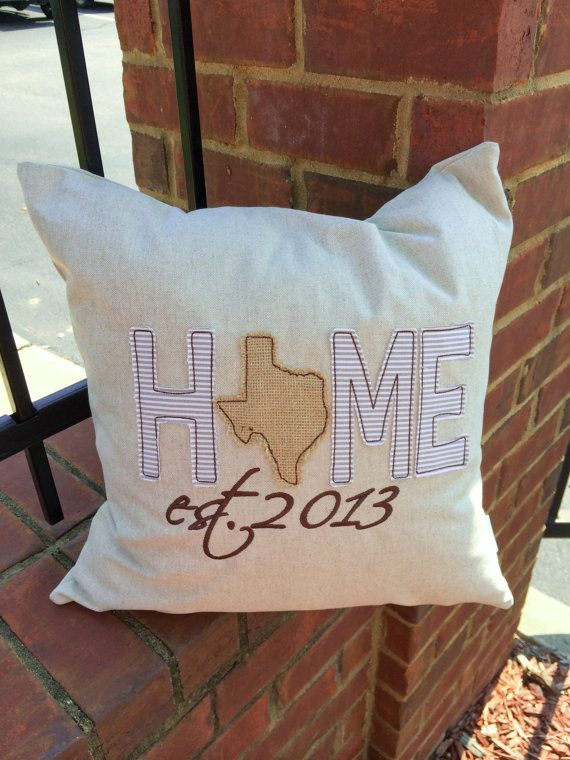 Embroidery project ideas for the home