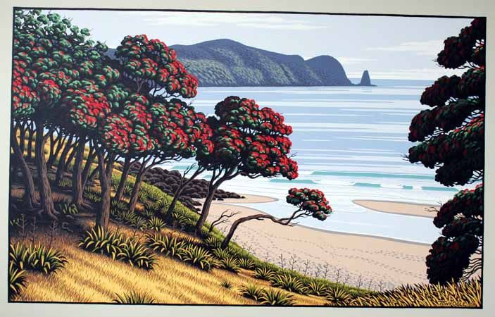 Te Pahi - Northland by Tony Ogle for Sale - New Zealand Art Prints