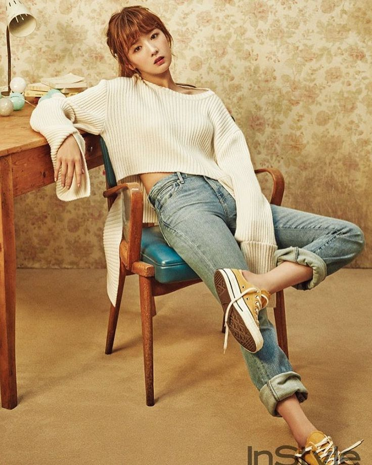 161127 Instyle Magazine - December Issue #Apink #Bomi