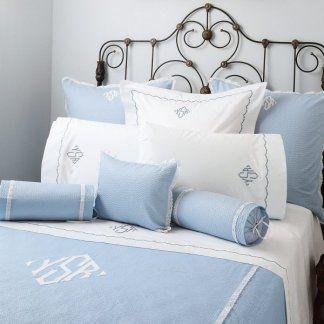 Fine Bed Linens - Schweitzer Linen