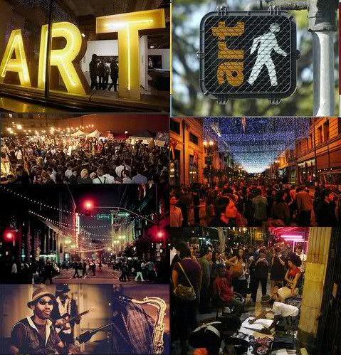 Do // Downtown LA Art Walk