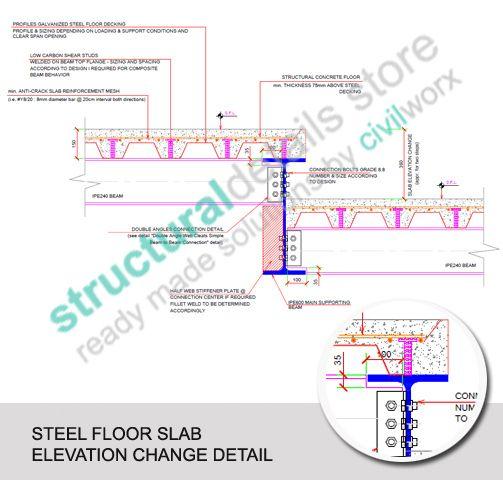 Osha Floor Elevation Change : Best images about estruturas metÁlicas on pinterest
