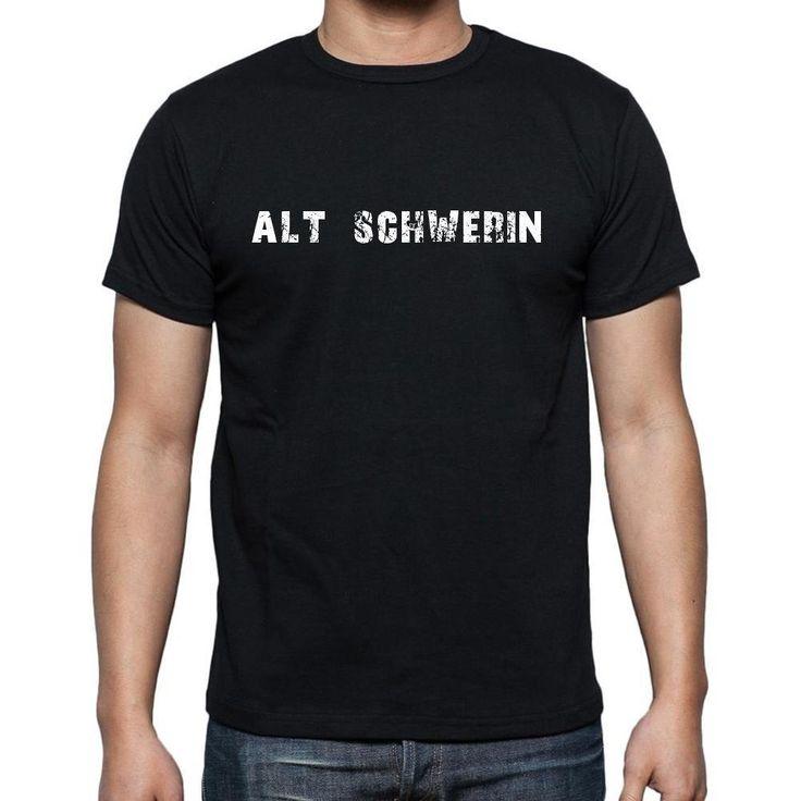 alt schwerin, Men's Short Sleeve Rounded Neck T-shirt