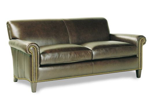 Best Small Leather Sofas Images On Pinterest Leather Sofas