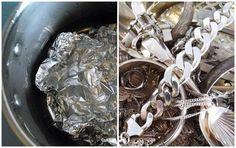 Az ezüstlánc bemattul, befeketedik – különösen, ha termálvízben fürdünk. Nem kell aggódni, több módszert is mutatunk, amivel visszanyeri eredeti fényét!