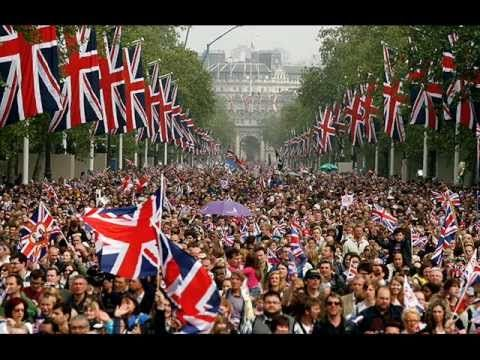 UK GREAT BRITAIN ENGLAND NATIONAL ANTHEM (GOD SAVE THE QUEEN) - OLYMPICS 2012 - JUBILEE 2012