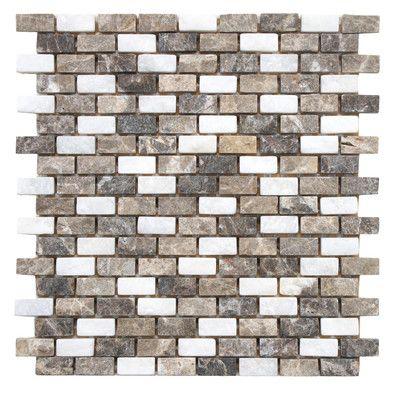 Stein Mosaik Fliesen, Mosaik Fliesen, Mosaik, Ziegelwände, Natursteine, Ein  Mehr, Sehen, Zusammensetzung, The Brick
