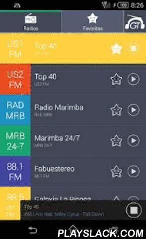 Radios De Guatemala Radio GT  Android App - playslack.com ,  Vives o viajas afuera de Guatemala, y quieres escuchar las mismas radios de Guate? Usa radioGT, la radio más ligera y rápida de radios de Guatemala. radioGT es 100% chapina, y ocupa mucho menos espacio que aplicaciones similares, con las mismas frecuencias radiales de música que la radio en Guatemala. Además puedes escuchar los éxitos del momento en sus estaciones de música Top 40. Si te gusta una emisora añádela a favoritos para…