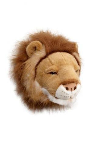 Djurhuvud - Lejon