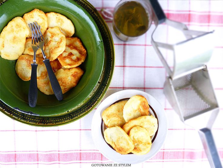 Potato pancakes | Gotowanie ze Stylem