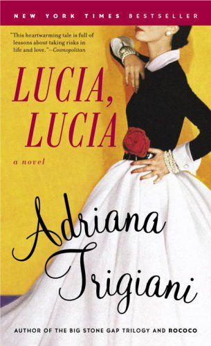 Lucia, Lucia - Adriana Tigiani. (Picked by lowcostholidays' Senior Destination Marketer, Polly)