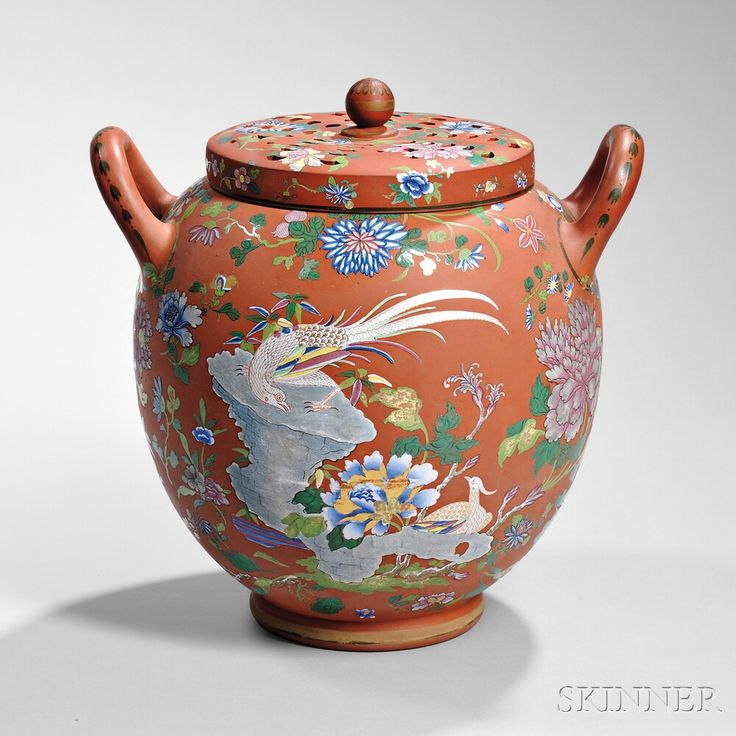For potpourri pots, I am going to stick with Wedgwood. I just like them.